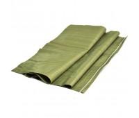 Мешки для строительного мусора (зеленые) 50х90 см