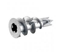Дюбель Дрива для ГКЛ 15x38 мм, металлический со сверлом