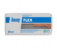 Плиточный клей Knauf Флекс эластичный 25 кг