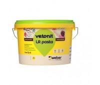 Шпаклевка готовая Vetonit LR pasta 20 кг